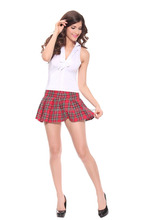 2016 wholesale costumes Sexy Playmate Costume japanese sexy school girl photo
