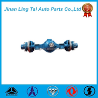 Truck Bridge - single-stage drive axle for truck parts
