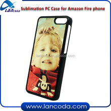 2014 NEW sublimation blank phone case for Amazon Fire Phone PC cell phone cover