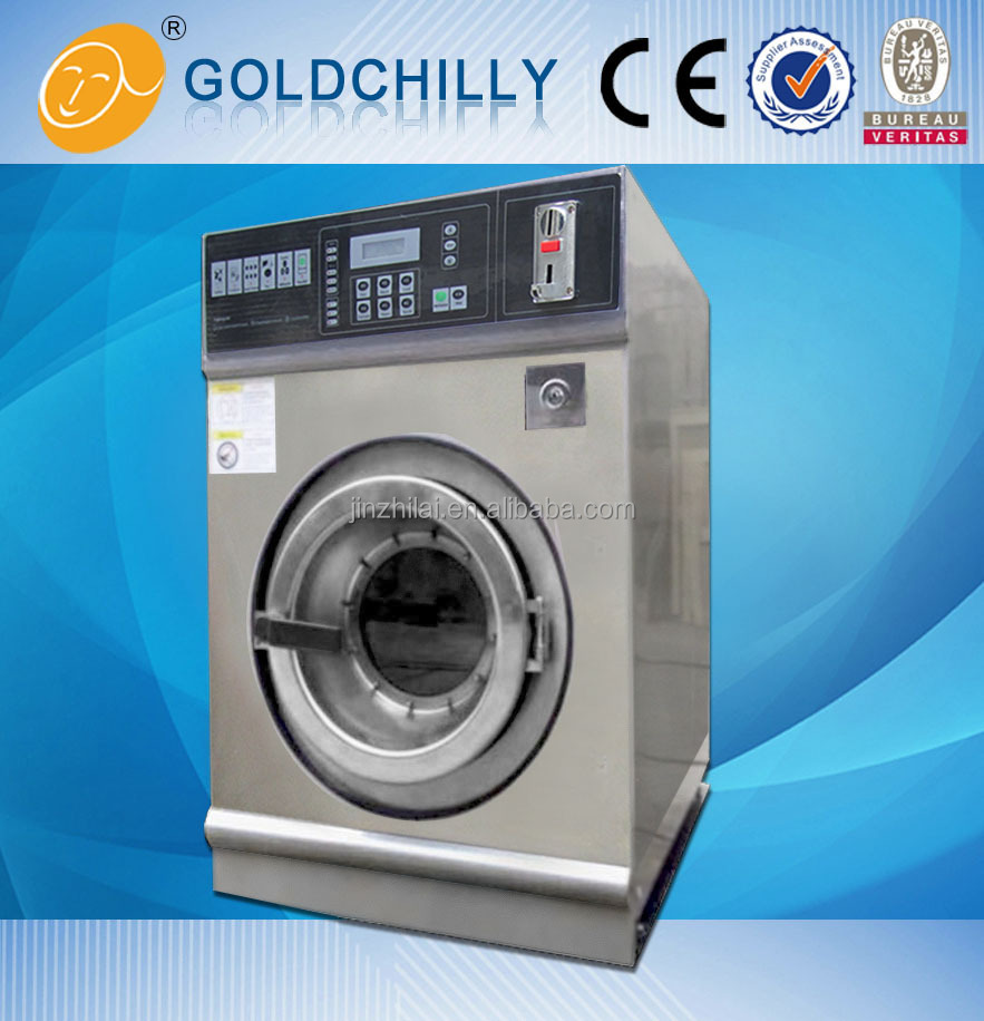 used commercial washing machine coin operated extractor