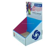 Retail LCD Cardboard Counter Display