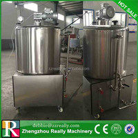 100L/200L/300L Electric,Steam,Gas small batch milk/juice pasteurizer for sale