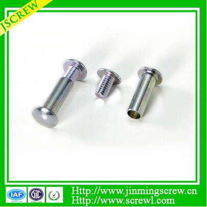 For transformer M6 gi bolts and nuts