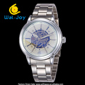 WJ-5665-1 SHENHUA newest charming stainless steel men mechanical watch