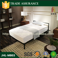 Apartment iron bed steel cots with Lowest price