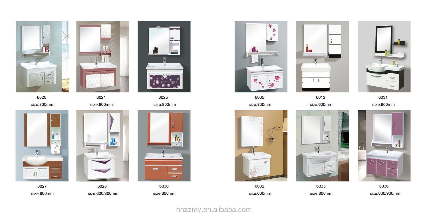Bathroom Vanity Bathroom Furniture Vanity Pvc Cabinet Product On
