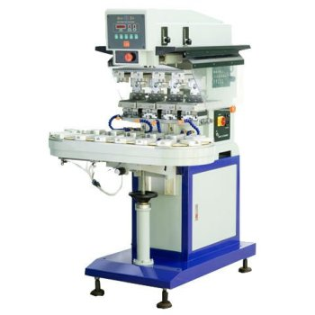 pad printing machine for pen/lighter/capsule/toy/buttons/golf/optical frame/U disk for sale