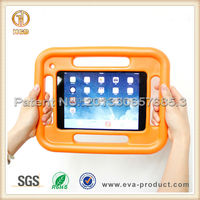Fashione design silicone shock proof tablet case for ipad air