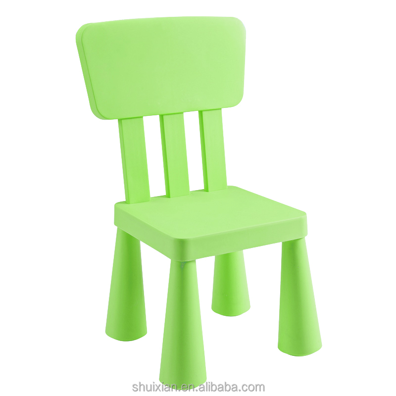 Plastic child chair non-slip high quality chair for child