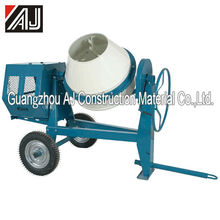 Hot Sale Africa!!! Diesel/Electric Motor/Gasoline Concrete Mixer in Kenya with260L,300L,350L,400L,500L Charging Capacity