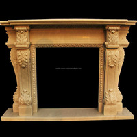 Design Fireplace Surround Marble Stone Fireplace Surround SF54