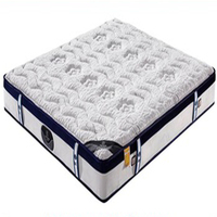 Mattress types factory directly sell 2018 luxury bedroom furniture sleepwell pocket spring mattress with best price