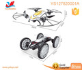Quadcopter and Car Air-ground Wifi FPV Drone Car Flip Stunt Car Remote Control Toy