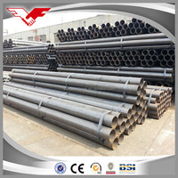 ASTM A106 ERW carbon steel line pipe for oil and gas