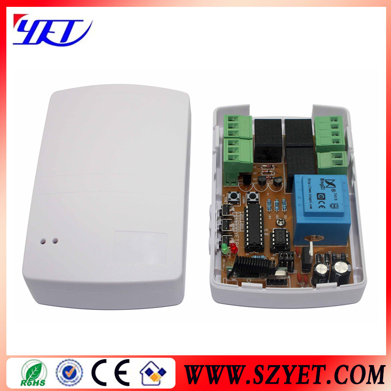 Commonly Used 10km wireless transmitter and receiver YET412PC