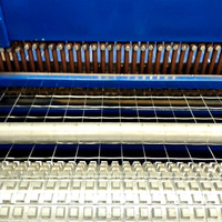 Welded Wire Mesh In Roll Machine