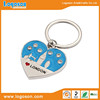 Hot Selling Promotional Custom Metal London Souvenir Keychain