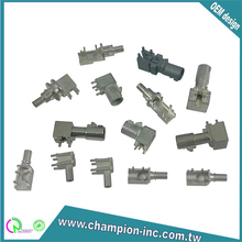 For mexico Taiwan oem good quality zinc zamak alloy die cast products