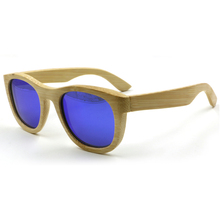 Bamboo Wooden recycled skate board sunglasses wholesaler for best prices