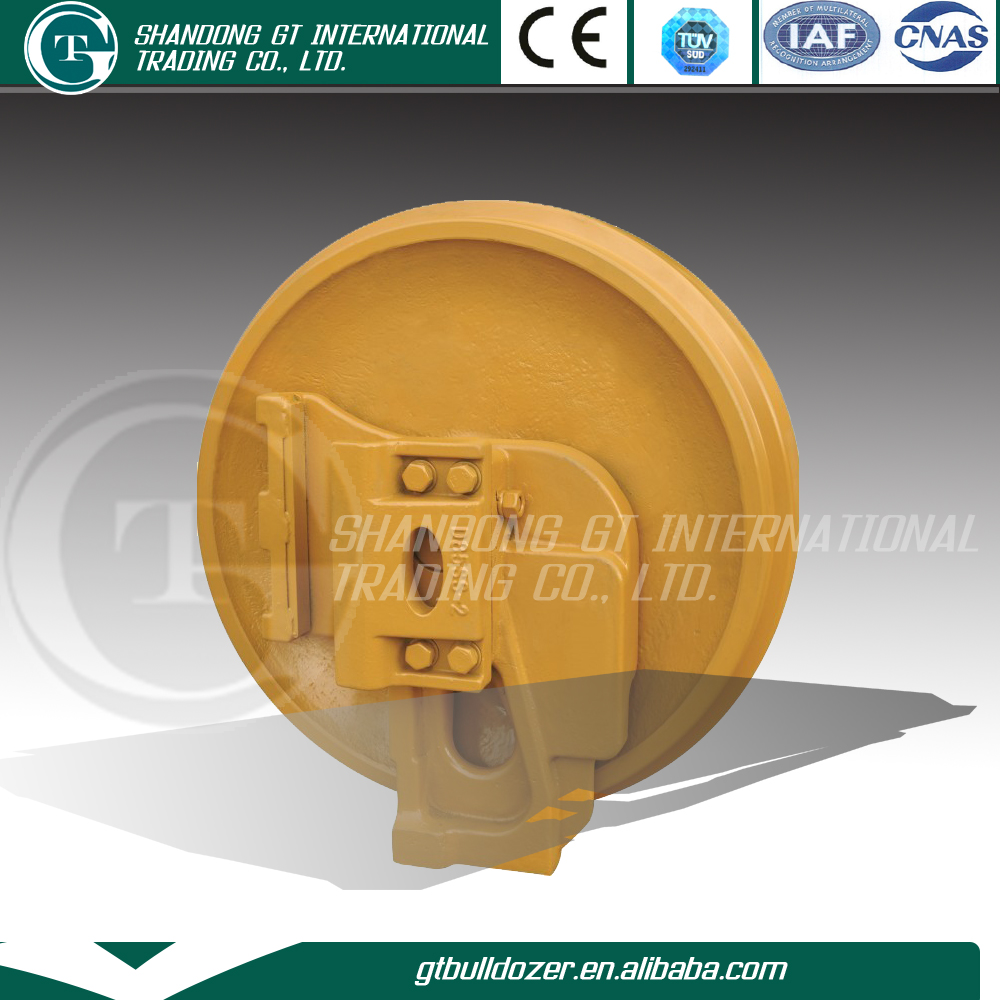 E336 idler , undercarriage parts for excavator and bulldozer
