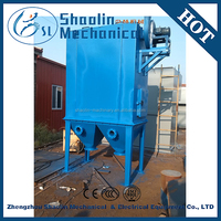 High effiency pulse bag dust collector with factory price