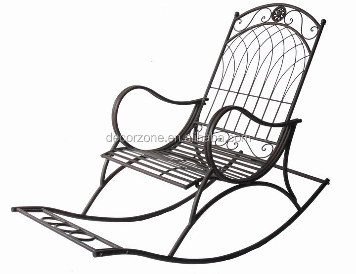 Inexpensive Antique Metal Garden Rocking Chairs Buy Rocking Chairs Metal Rocking Chairs