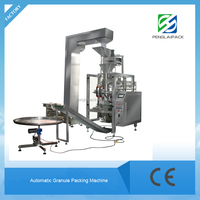 Automatic super market plastic bag grain packing machine price