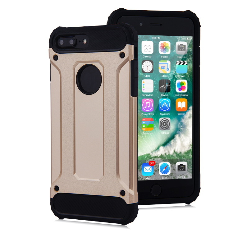 Heavy Duty Tough Armour case for iphone 7/7 Plus