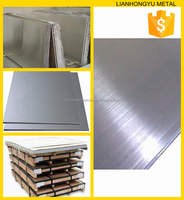 cold rolled 430 stainless steel sheets with BA 2B hairline finish