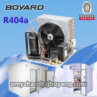 roof mounted condenser with air cooling indoor wall mounted condensing unit for small cold room