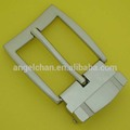 Hot sale men alloy 35MM R-0776-3 BRUSH NP metal belt clip belt buckle for garment accessory