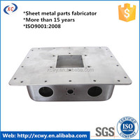 High precision stamping stainless steel fuel tank