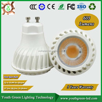 Up to 110lm/w AC85~265V/50~60HZ or DC12V/24V imput CE RoHS IEC TUV 4w dimmable led spotlights