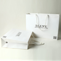 Wholesale Promotional Shopping Paper Bag For Shopping