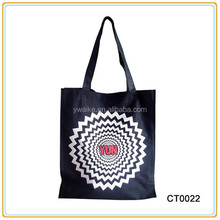 Customized Cotton Canvas Tote Bag,Recycle Organic Cotton Tote Bag Wholesale