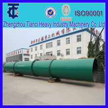 Cost-Efficient indirect heat sand tunnel dryer