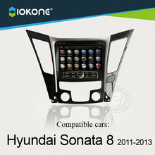 China factory offer 8'' Android car media player For Hyundai Sonata 2011 2012 2013