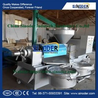 mill Oil press machine for extract oil from Peanut,Soybean,Rapeseed, Sesame seeds, mustard oil manufacturing machine