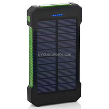 Unique Waterproof Solar Power Bank for Mobile Phone