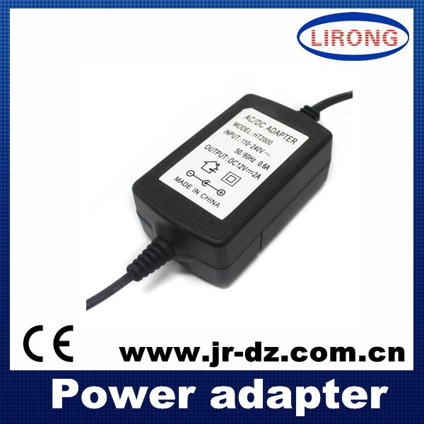 AC/DC 12V 1A switching fiber optic christmas tree power supply