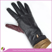 Professional leather glove factory