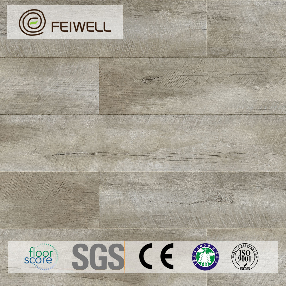 New design healthy hi-gross grey vinyl flooring