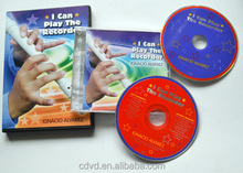 wholesale cd dvd in cd jewel cases China manufacturer