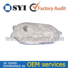 Cast Aluminum Fence Cap Product