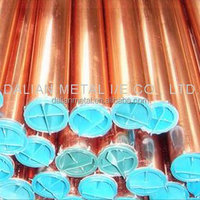 ASTM B88 seamless copper water tube