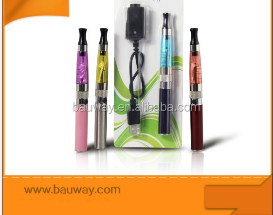Hot promotion!! best quality eGo ce5 Rebuildable clearomizer colorful rechargeable e hookah pen Bauway replace coil clearomizer