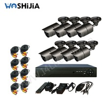 ecurity system 8ch h.264dvr combo cctv camera kit