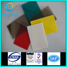 6mm semi transparent plastic sheets