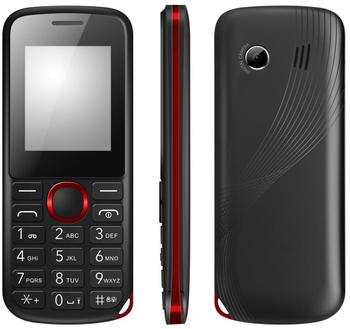 Low cost Quad band 1.8 inch feature mobile phone