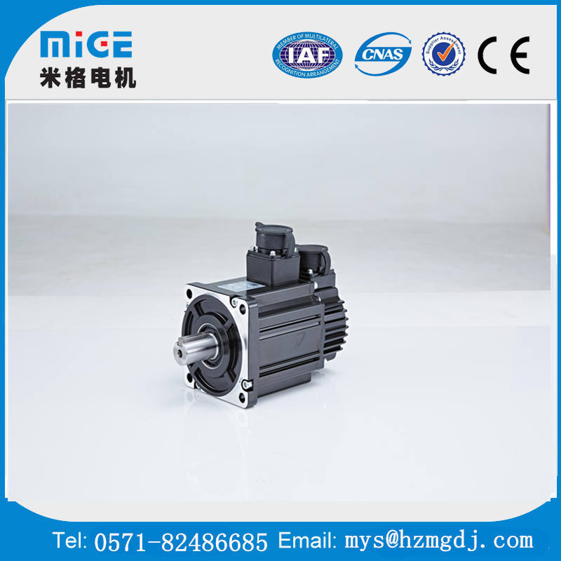 100 series AC servo motor for automation machinery